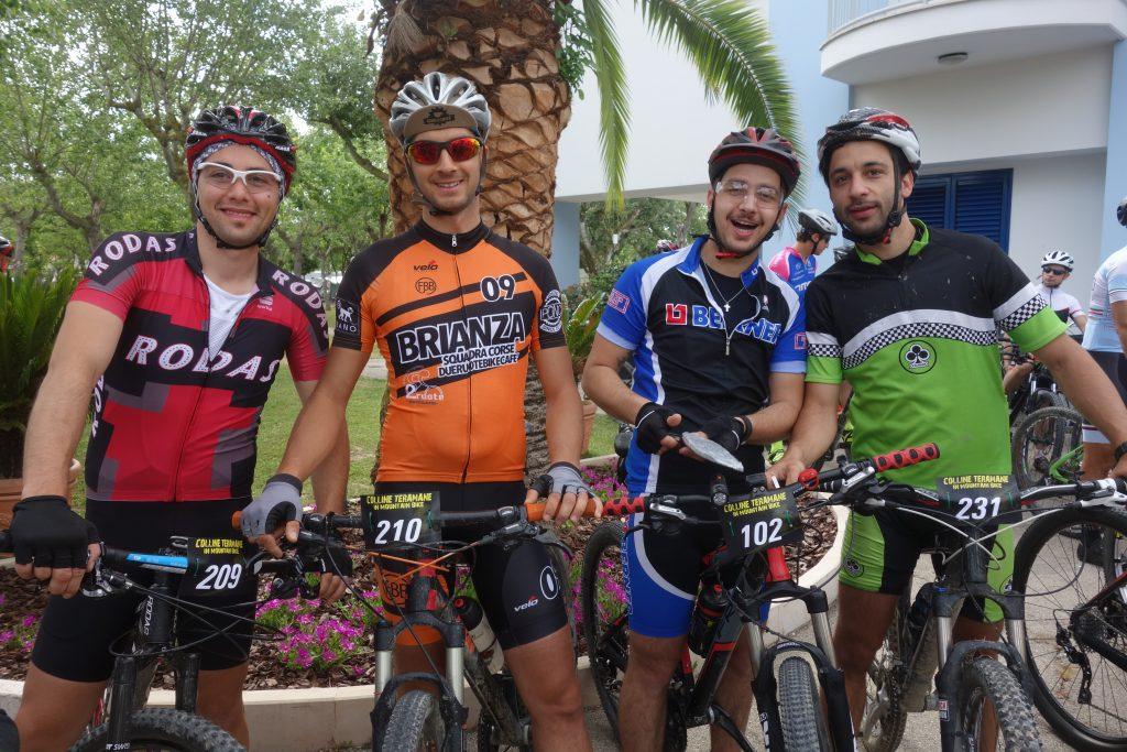 Bike-Anlass in Roseto degli Abruzzi