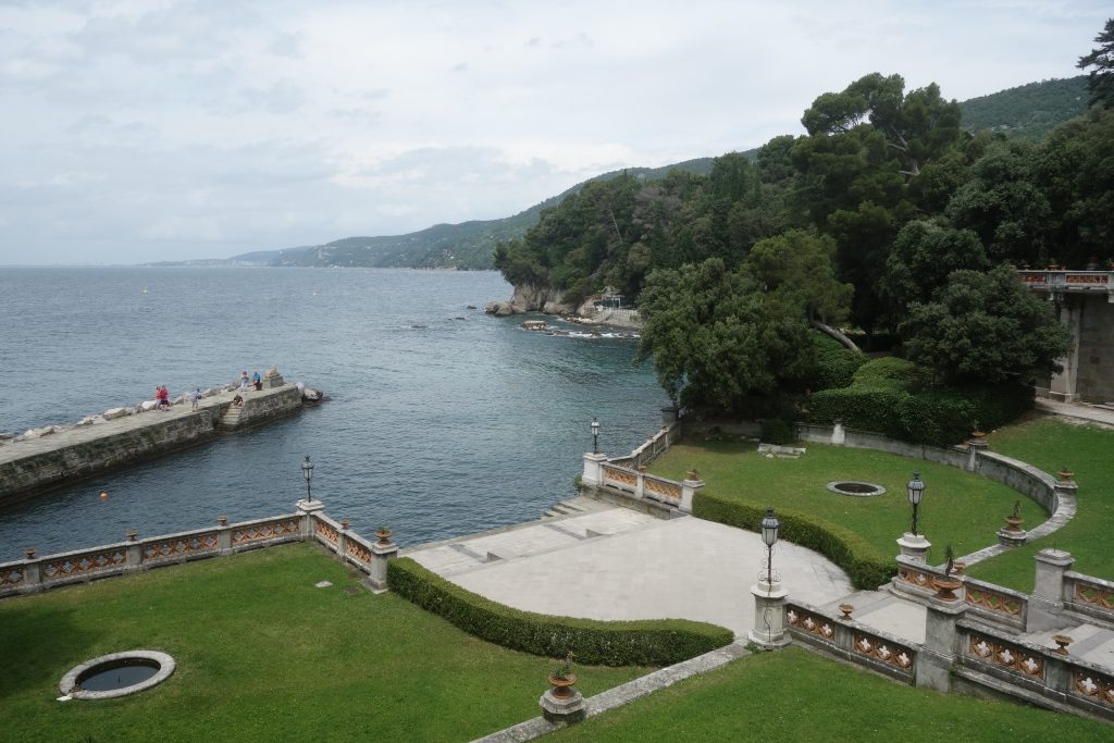 Miramare: Schloss mit Meeranschluss
