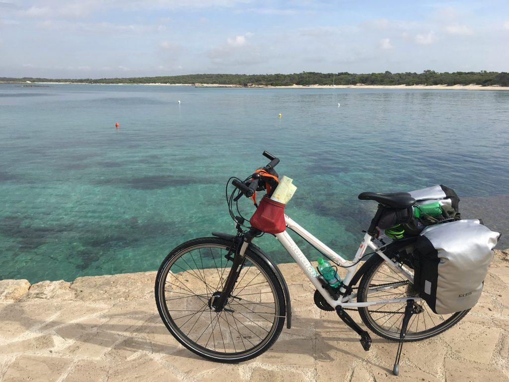 Mallorca-Umrundung per Fahrrad