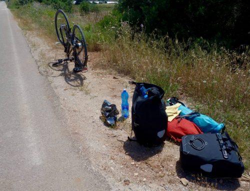 Anfängerfehler auf Fahrrad-Reisen: per Fahrrad von der Schweiz nach Vietnam