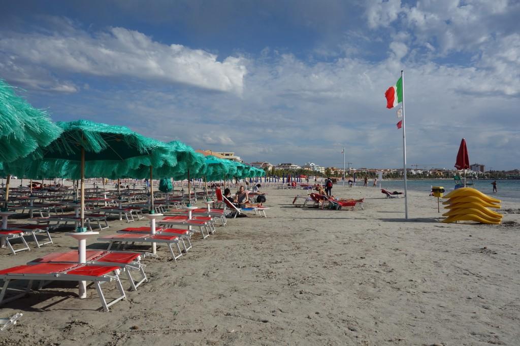 Strand von Alghero