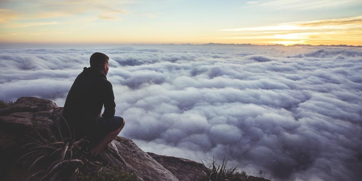 Achtsamkeit macht glücklich
