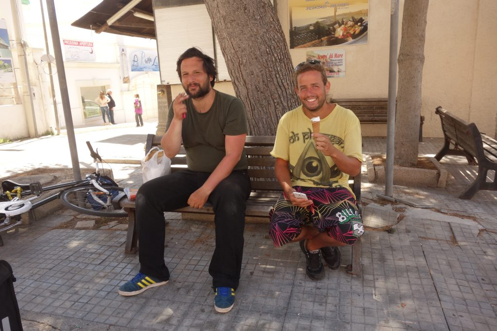 Florent und Levi