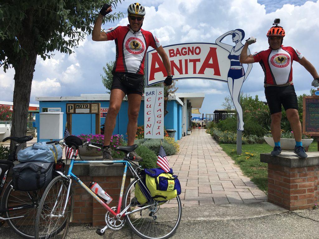 Giorgio und Mauro