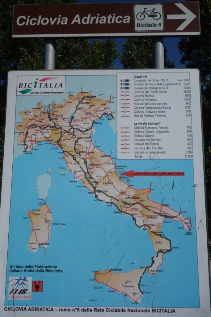 Ciclovia Adriatica