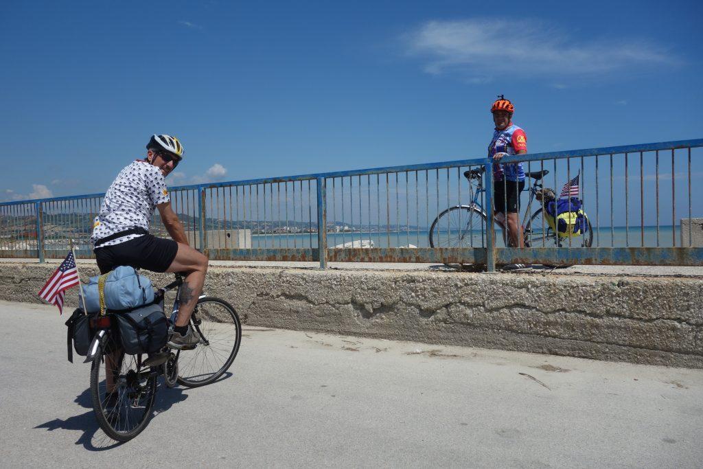 Mauro und Giorgio