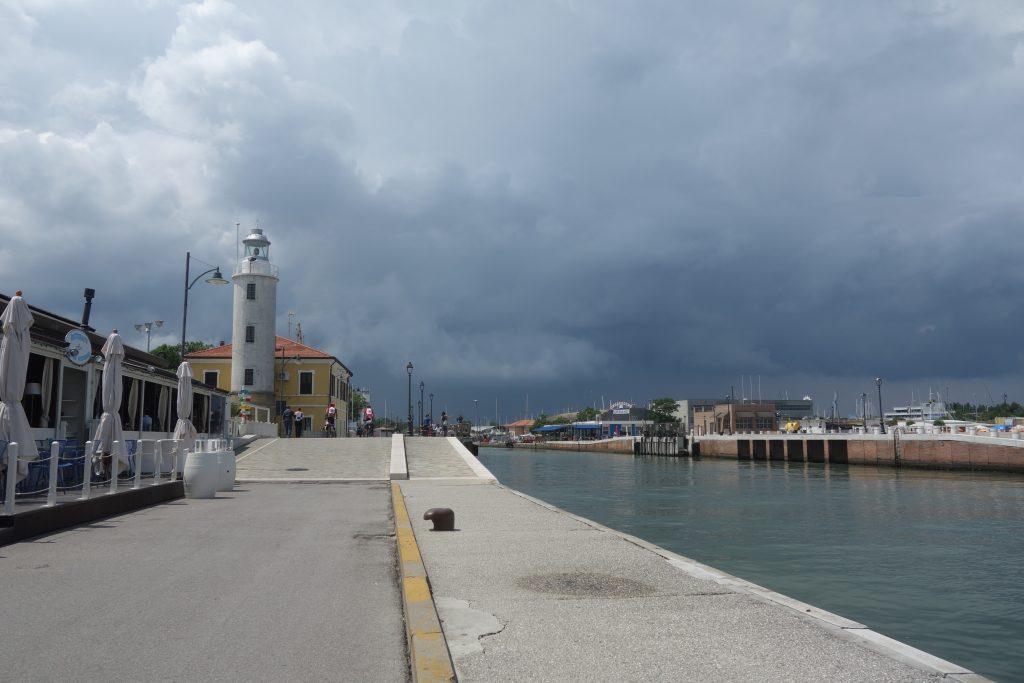 Irgendwo nach Rimini
