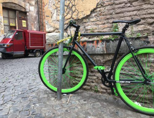 4 Wochen in Trastevere, Rom