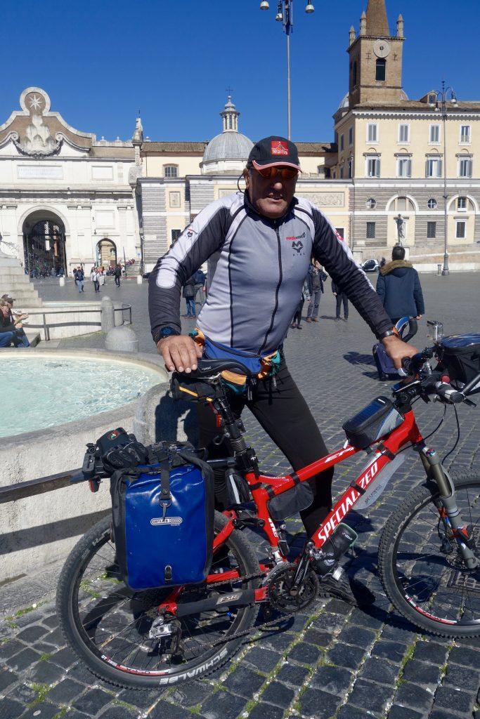 Rom, Piazza del Popolo