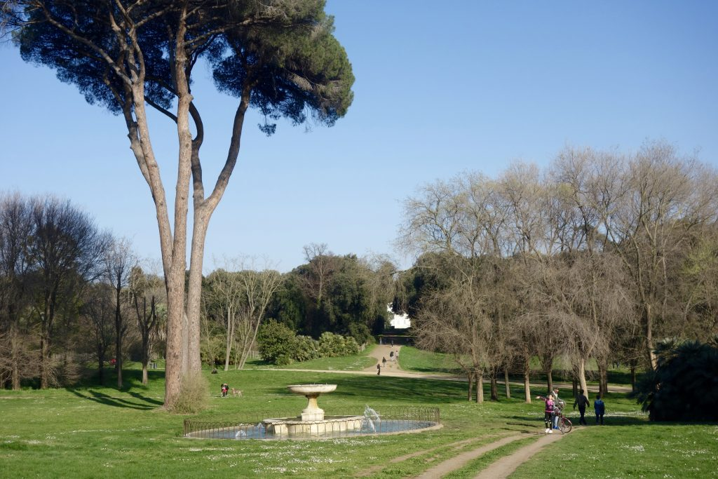 Rom, Villa Pamphili