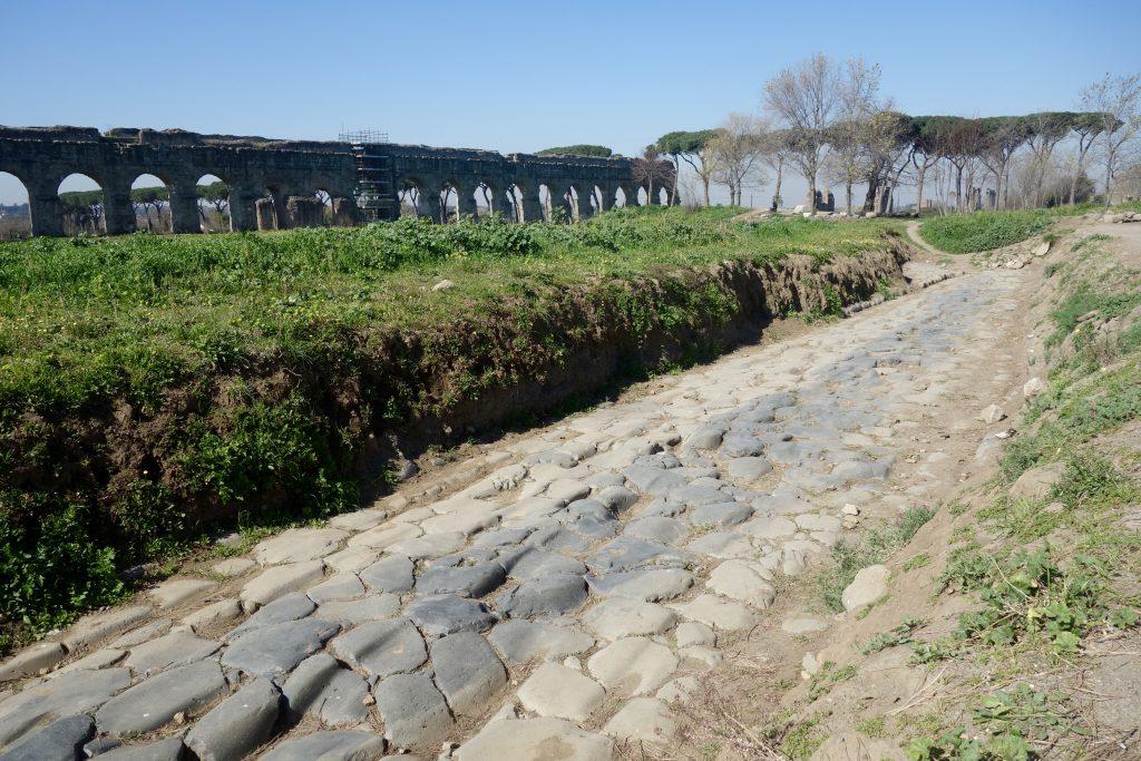 Rom, Park der Aquädukte