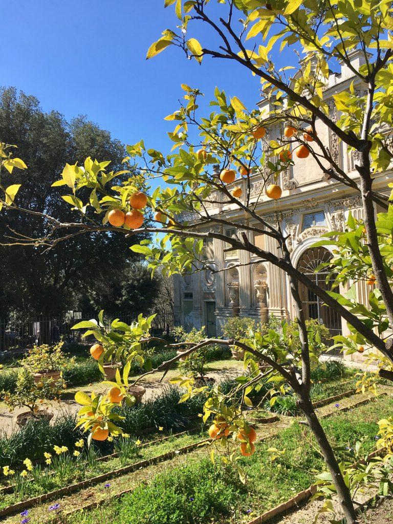 Rom, Villa Borghese