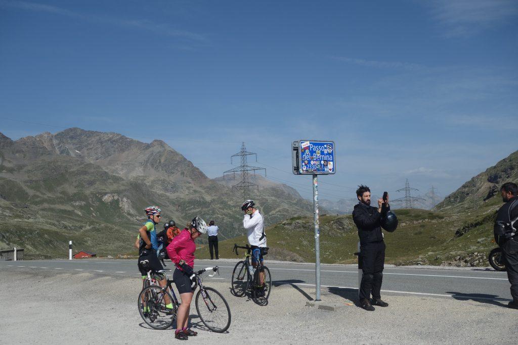 Rund um Bormio, Berninapass