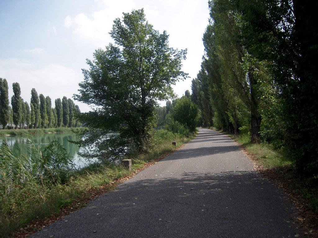 Radweg Mincio