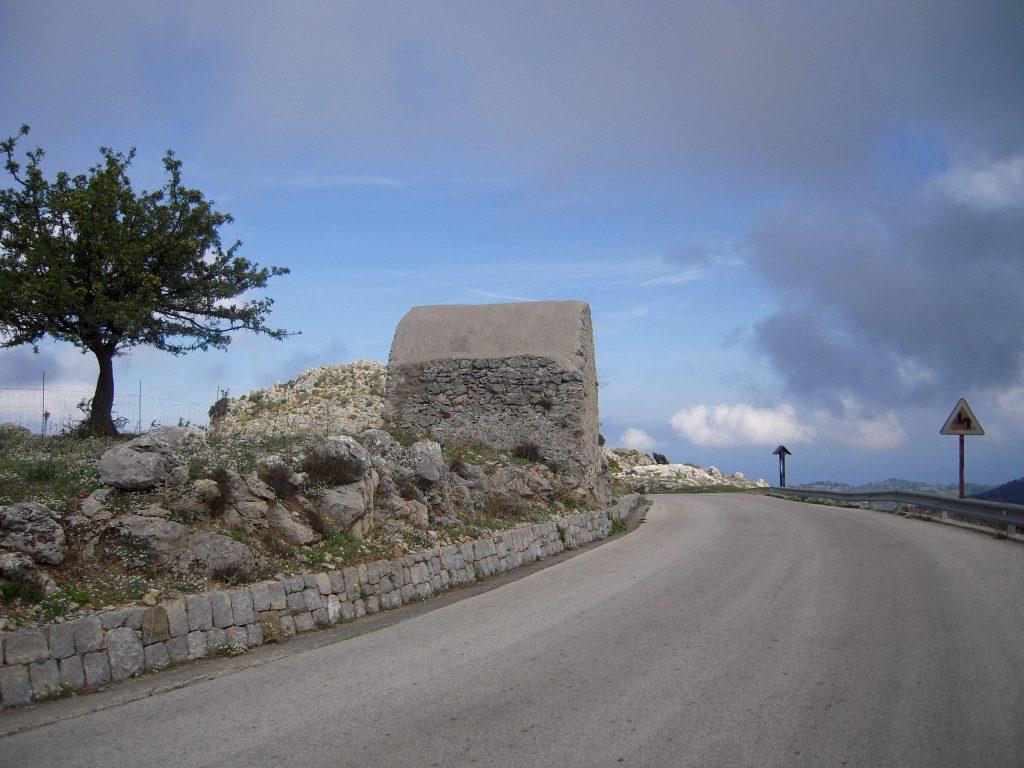 Schweiz - Palermo per Fahrrad: Madonie