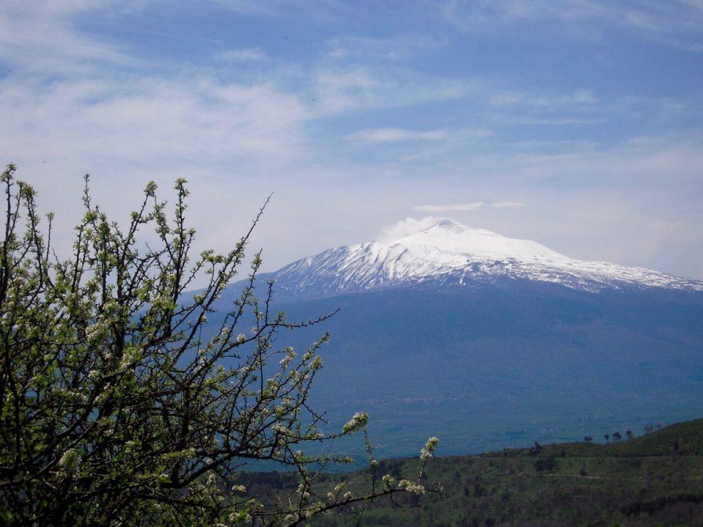 Per Fahrrad durch Sizilien