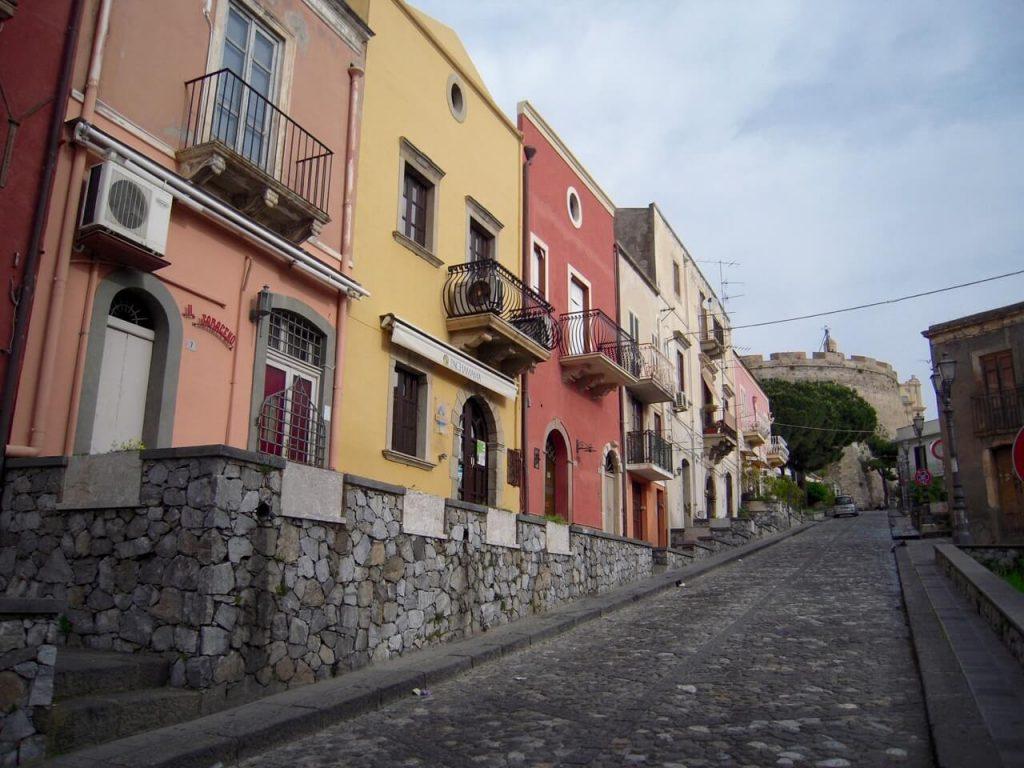 Mit dem Fahrrad durch Sizilien