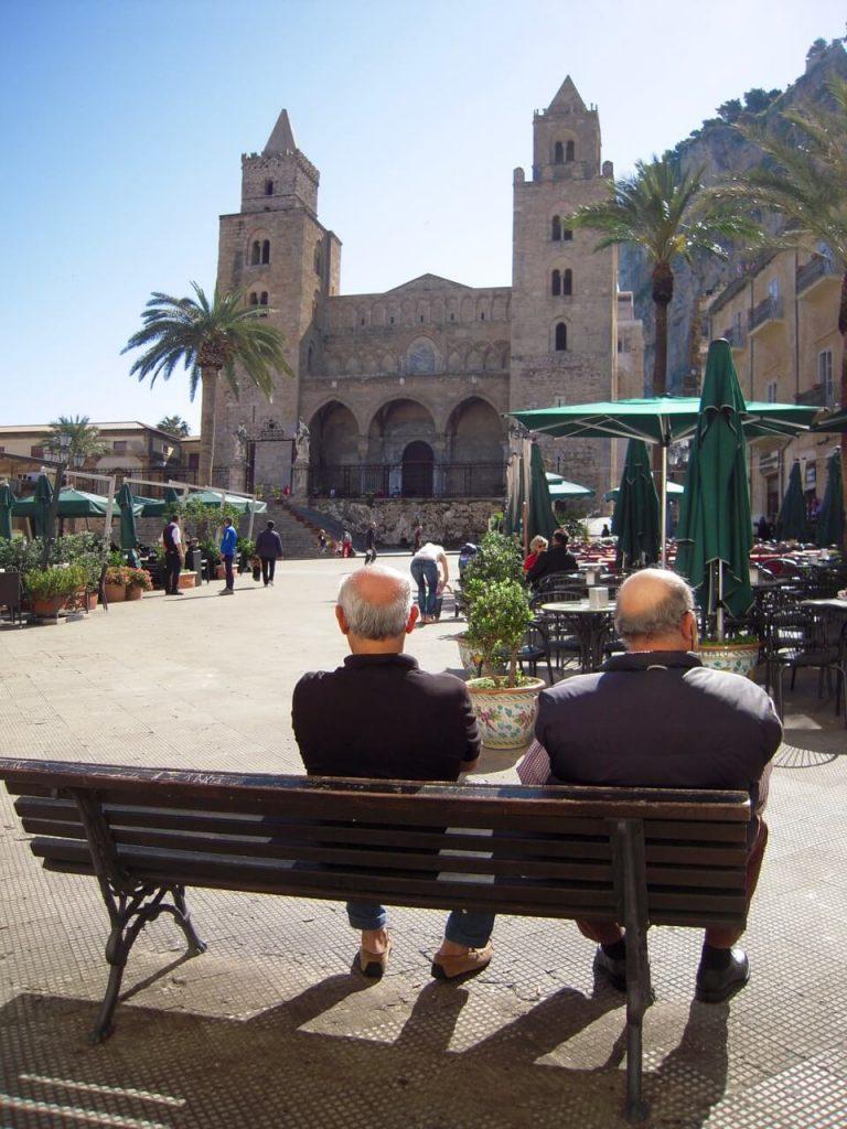 Per Fahrrad an Siziliens Nordküste