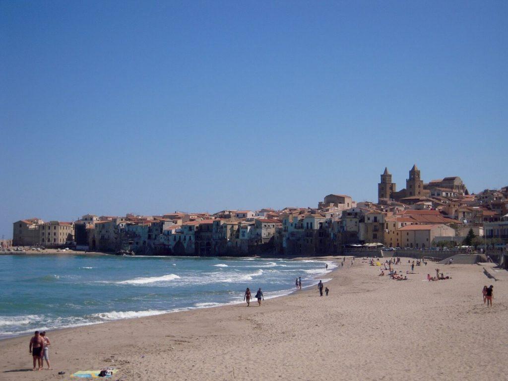 Siziliens Nordküste per Fahrrad