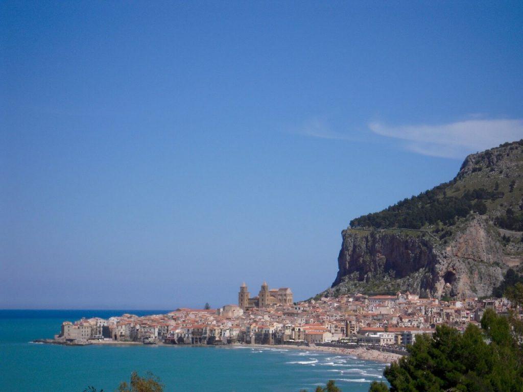 Per Fahrrad durch Italien