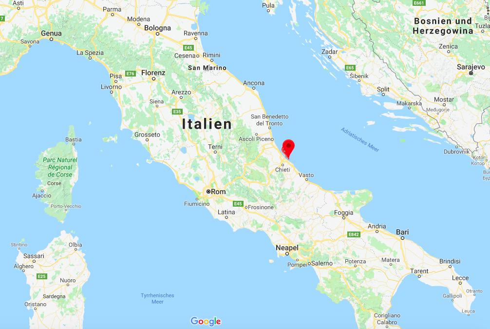 Mit Workaway in Italien