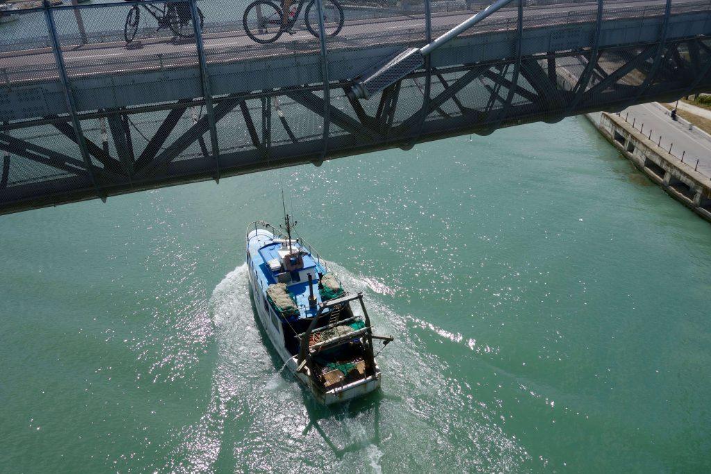 Pescara, ponte del mare