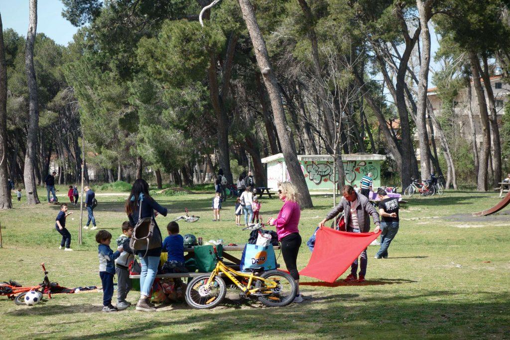 Abruzzen per Fahrrad