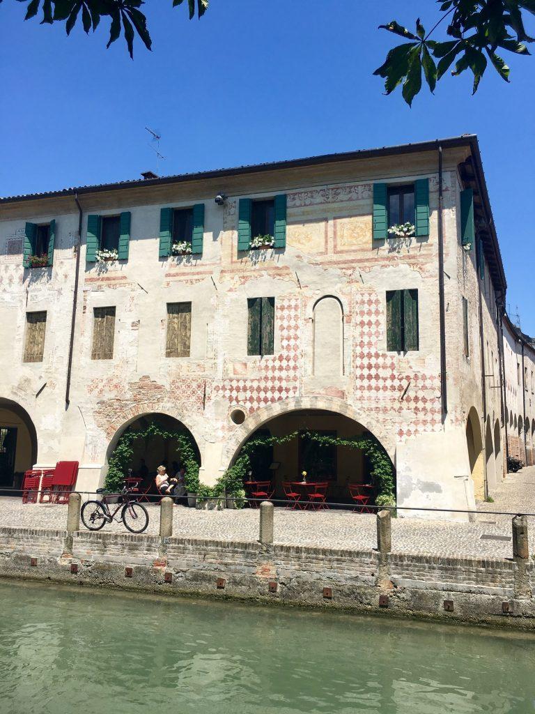 Venetien per Fahrrad