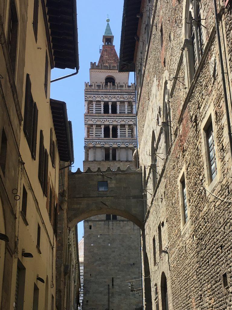 Von Bologna in die Toskana per Fahrrad