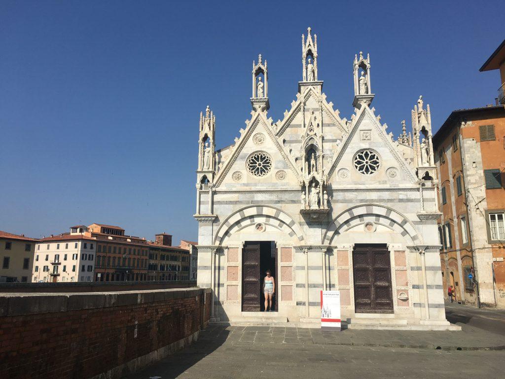 Radfahren in Italien - Toskana