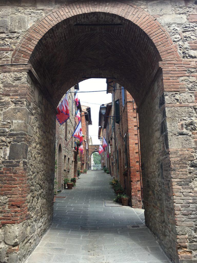 Haussitting im Chianti-Gebiet, Toskana