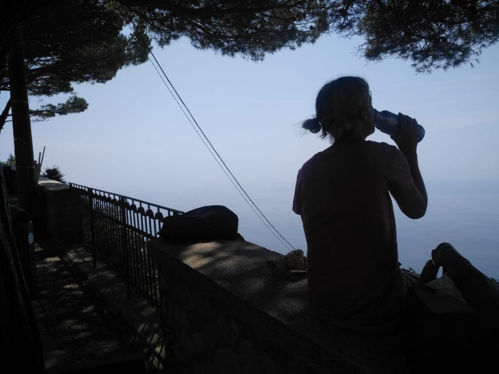 Wanderung von Riomaggiore nach Portovenere