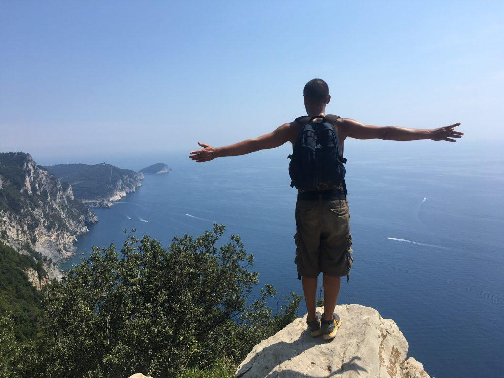 Wanderung nach Portovenere