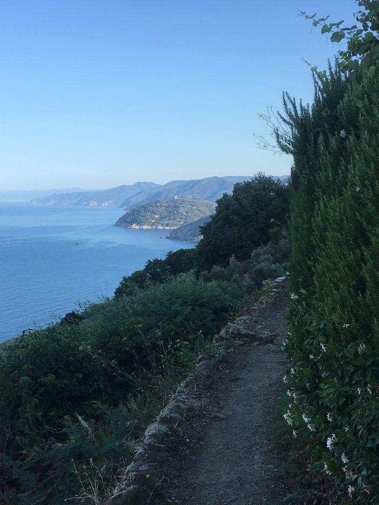 Levanto nach Monterosso