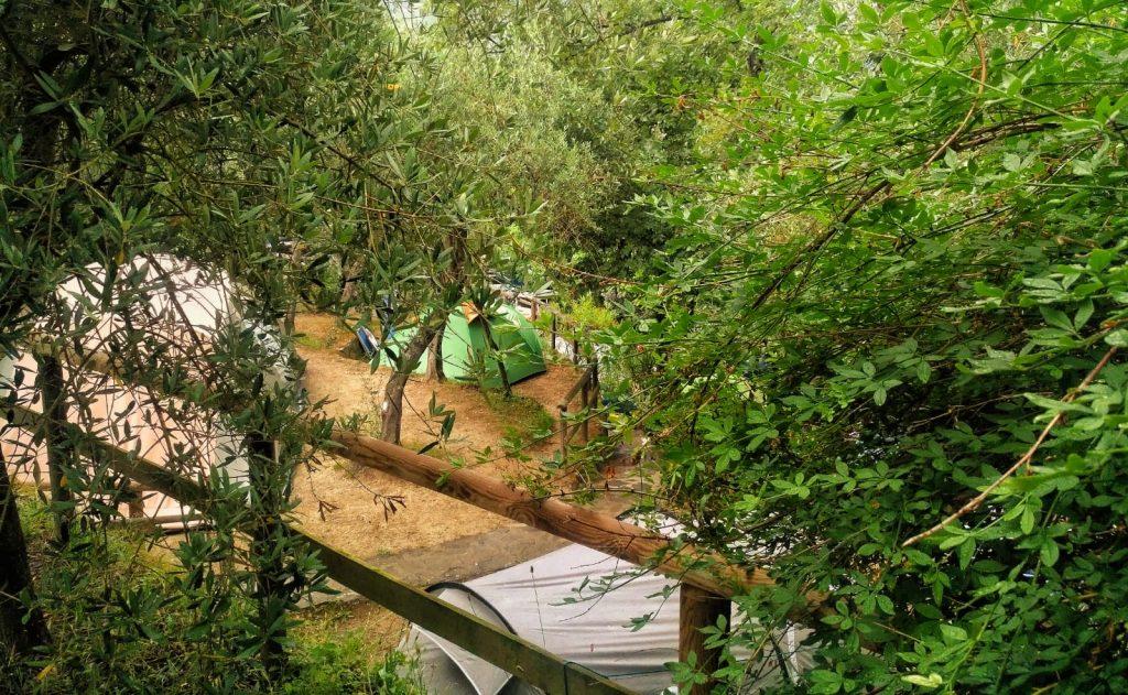 Campingplatz Levanto Ligurien