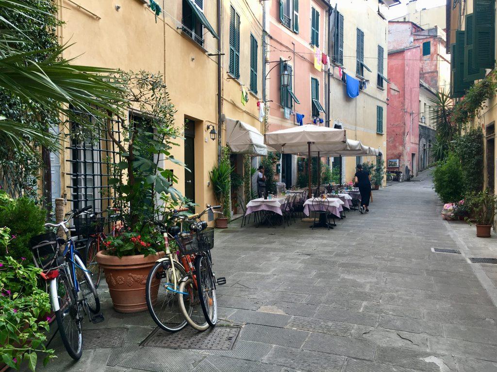Levanto und die Cinque Terre