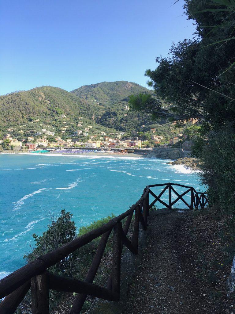 Wanderweg bei Bonassola