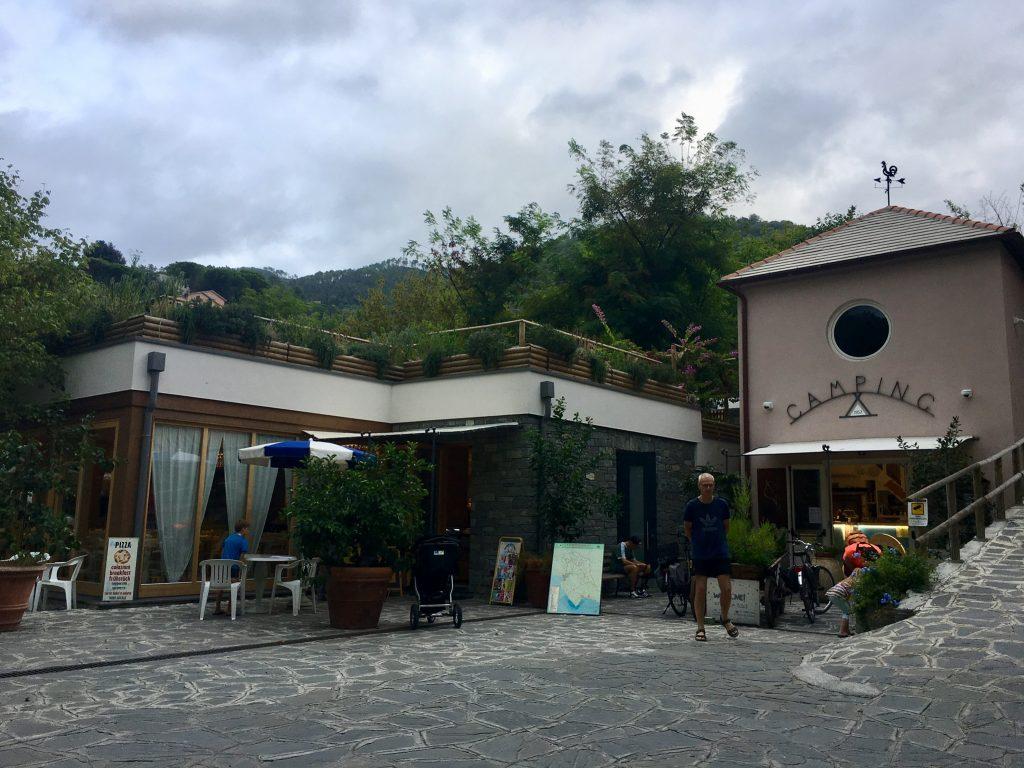 Restaurant Igea, Levanto