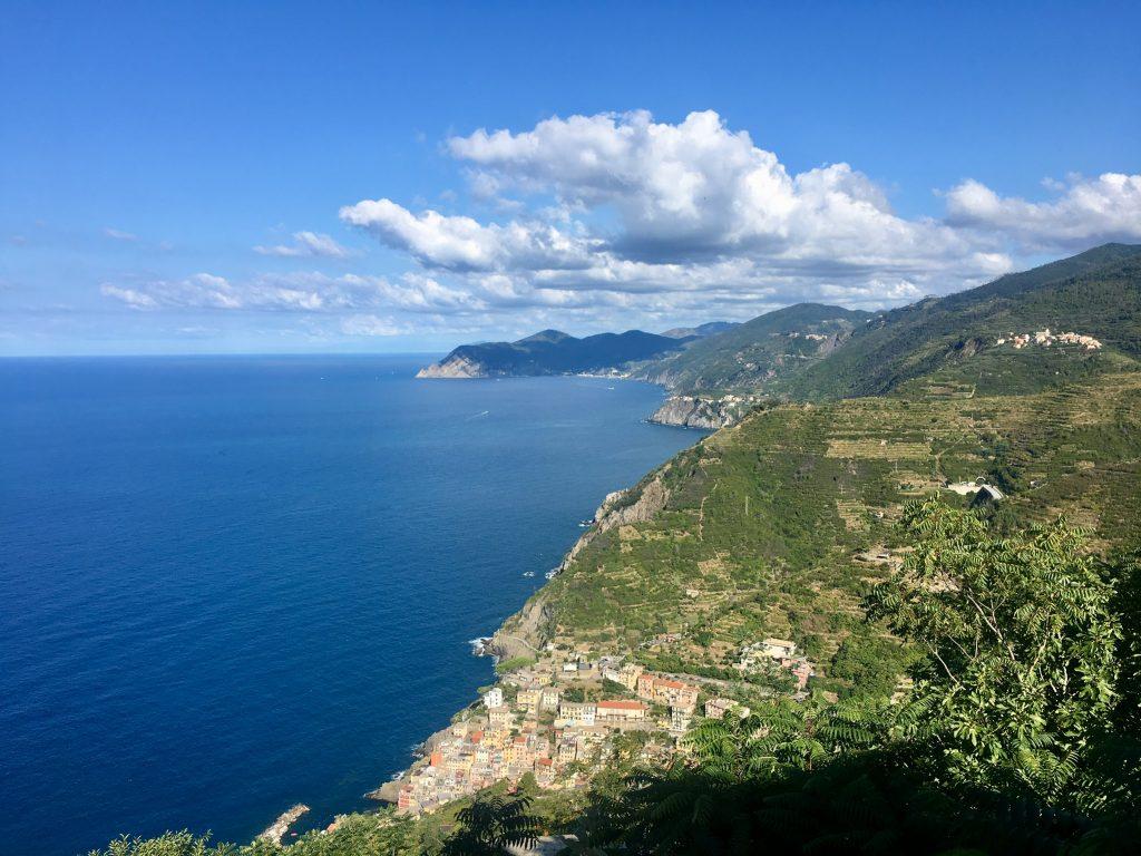 Wanderweg zwischen Riomaggiore und Portovenere