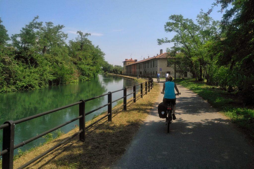 Zwischen Mailand und Adda