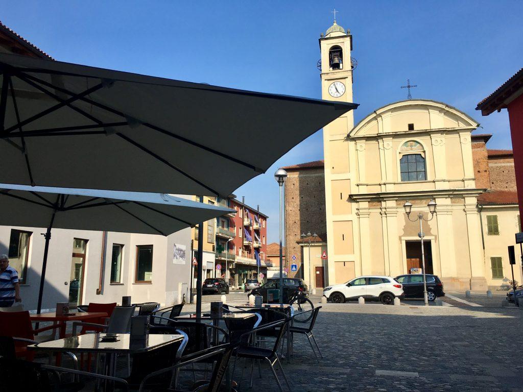 Radweg Naviglio Martesana Mailand