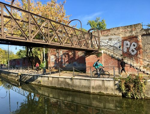 Radweg Naviglio Martesana: von Mailand an den Fluss Adda
