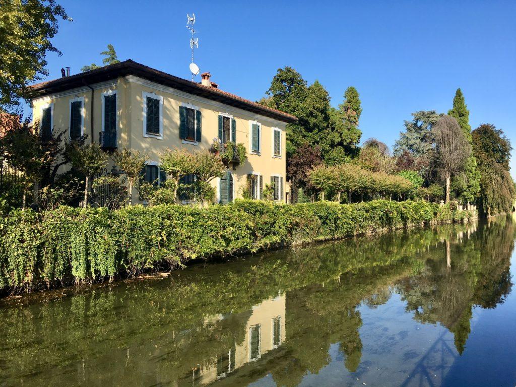Von Mailand ins Grüne per Fahrrad