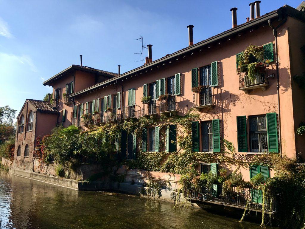 Von Mailand an den Fluss Adda per Fahrrad