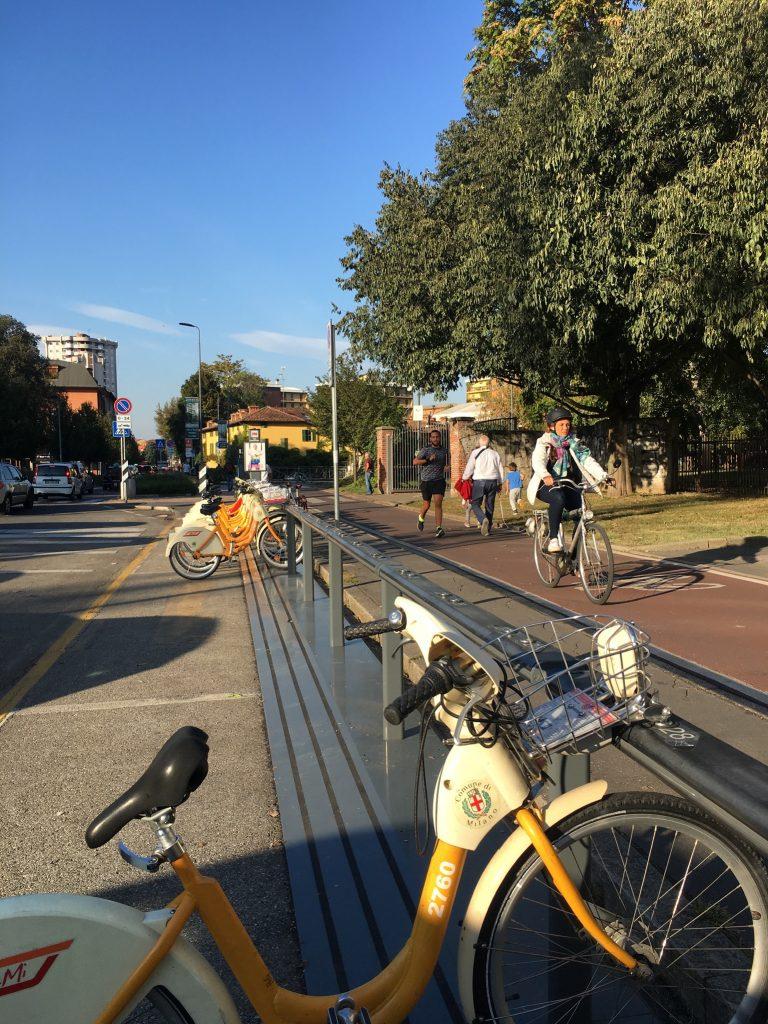 Radweg Naviglio Martesana