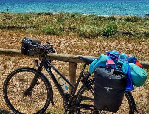 Packliste für Fahrrad-Reisen
