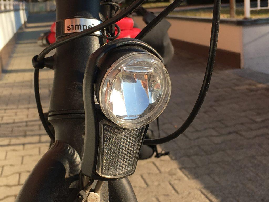 Fahrrad-Scheinwerfer von Miss Move