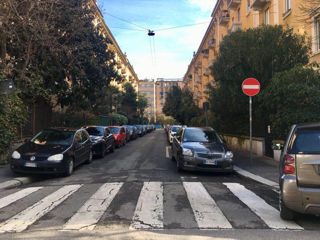 Sicher Rad fahren in Italien
