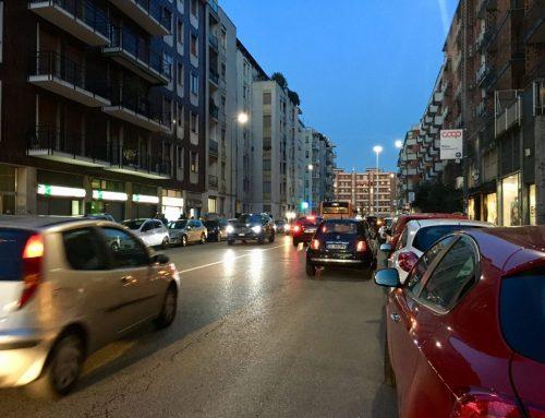 Wie sicher ist Rad fahren in Italien?