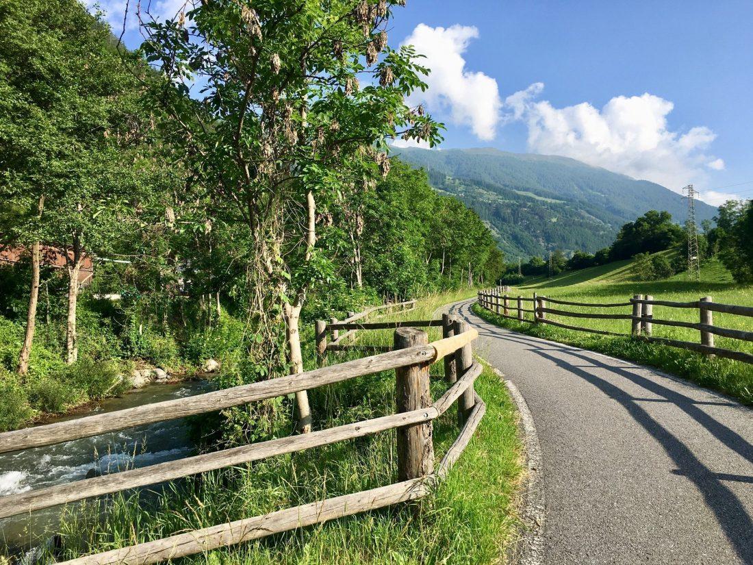 Von Reschen nach Burgeis